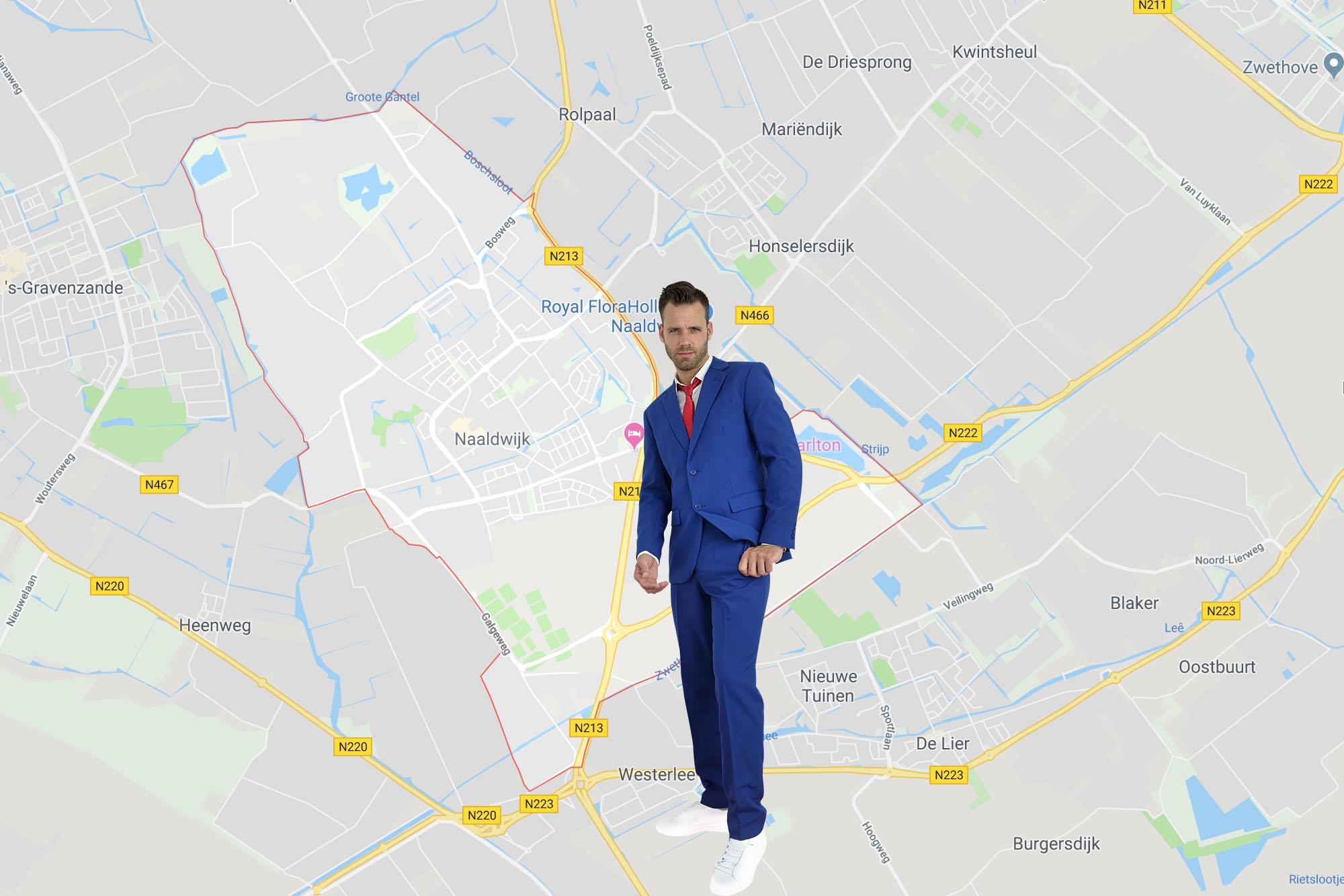 Zanger huren Naaldwijk