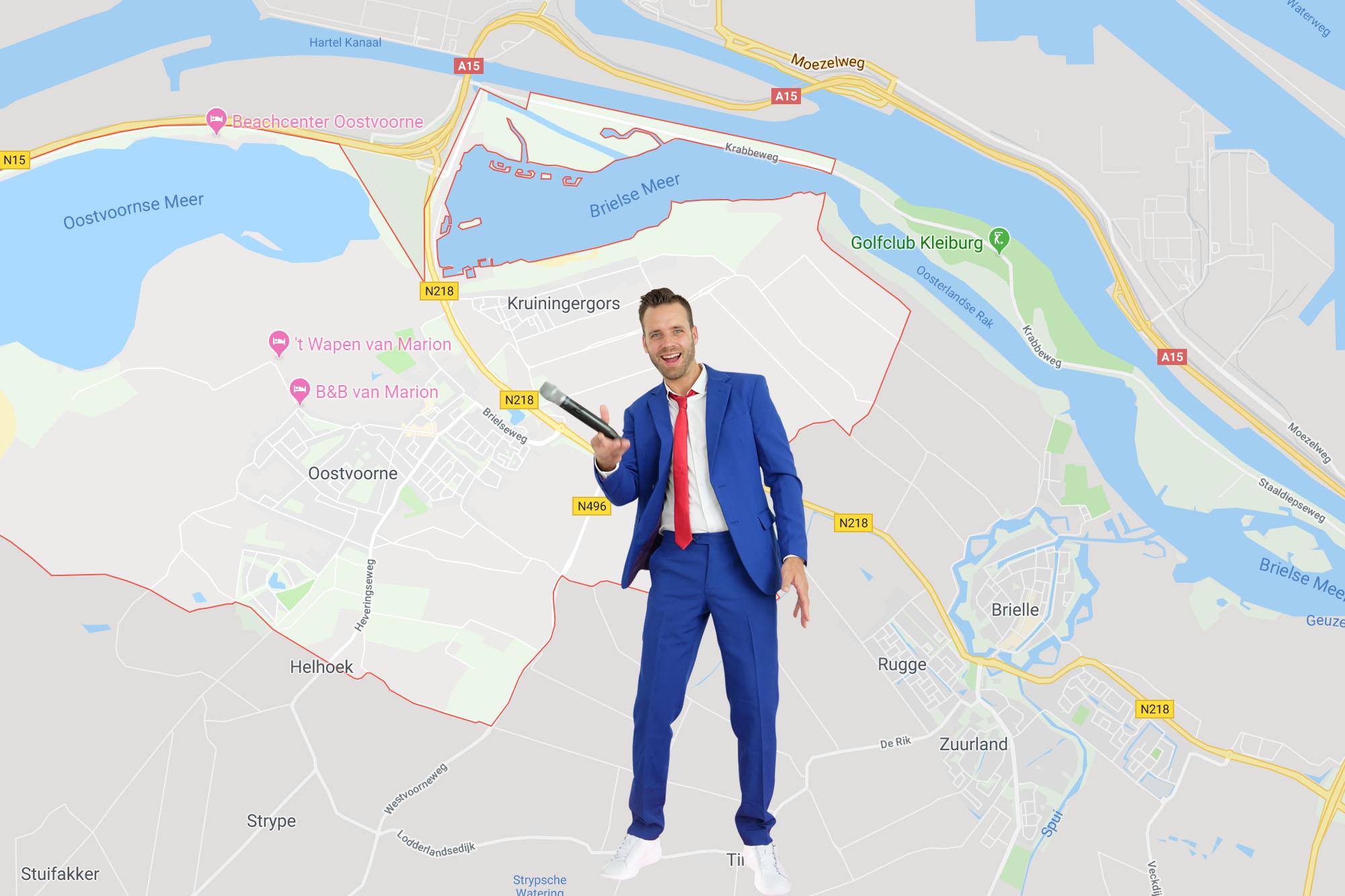 DJ Oostvoorne