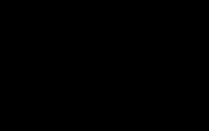 zingende dj logo v1 zwart